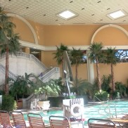 Borgata pool area