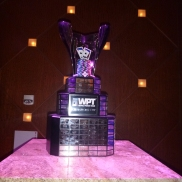 Borgata Winter Poker Open 2014 Trophy