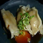 Chicken & Ginger Dumplings Buddakan AC