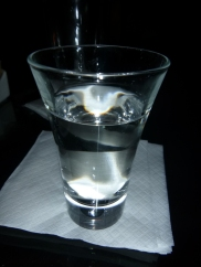 They only serve chilled sake at Buddakan AC