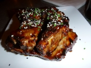 CONTINENTAL AC Cantonese Ribs 2014