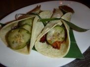 CONTINENTAL AC Korean Pork Tacos 2014 (2)