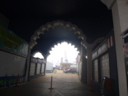 Entrance to Steel Pier, AC