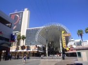Fremont Street Experience Downtown Las Vegas #eatgostay