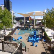 play park downtown container park east freemont street #eatgostay