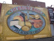 House of Cheese on South 9th Street Italian Market Philadelphia PA
