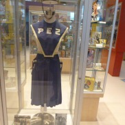 PEZ girls marketing uniform