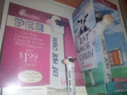 PEZ Eat More Chicken dispenser for #Chick-fil-A